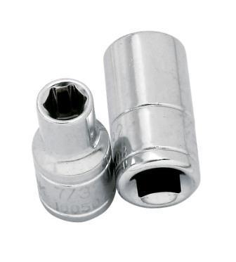 Forets taillés HSS-G DIN 338-N 6.6 mm Kraftwerk 11066